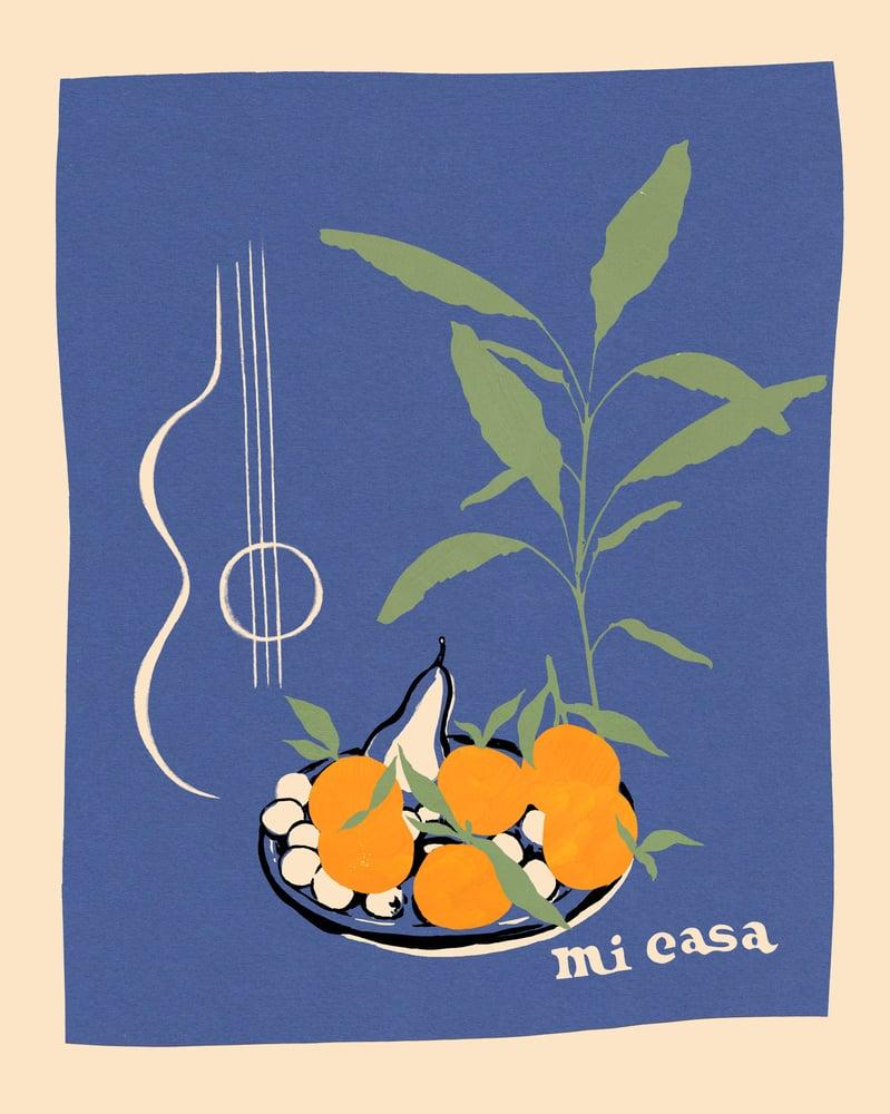 Image of MI CASA 40x50 cm