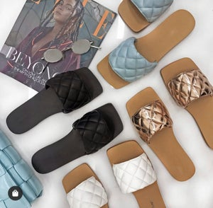 Image of Quilted Slides