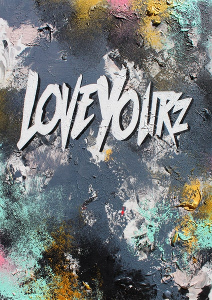 Image of Love Yourz ll (Limited Edition Print)