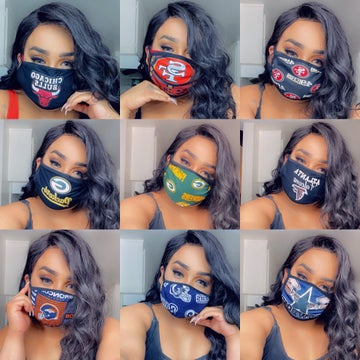 Image of Sports Face Masks Drop 2
