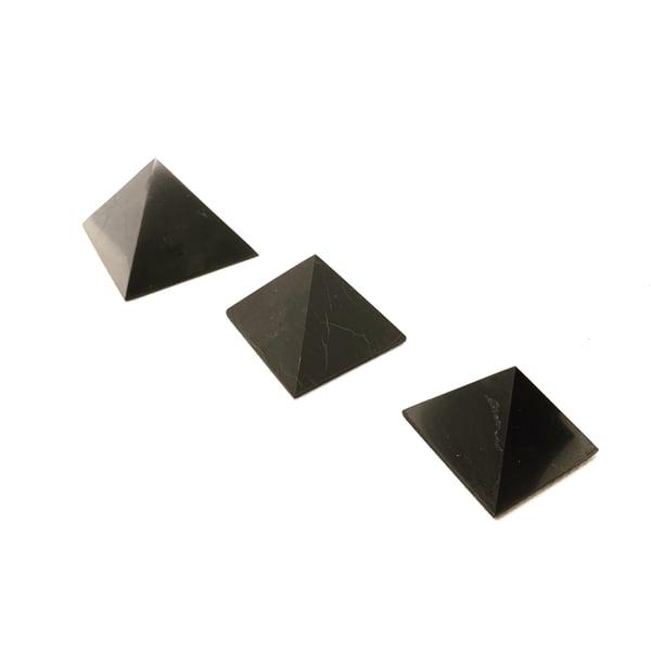 Image of Shungite pyramid