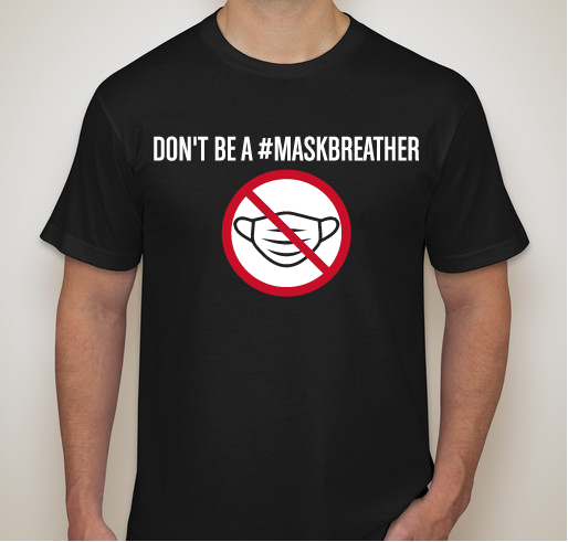 Image of #Maskbreather black