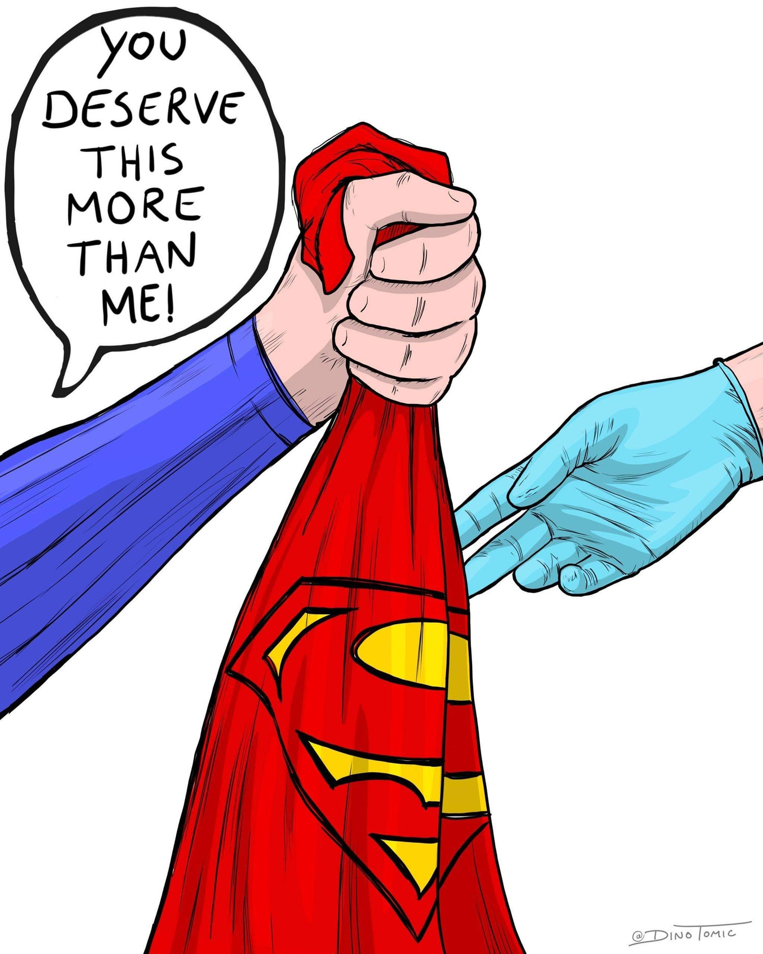 Image of #207 doctors are our heroes