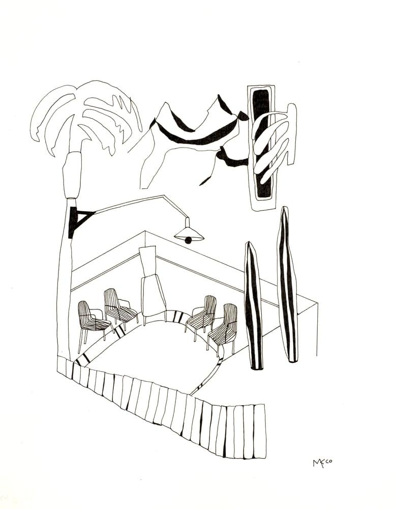Image of Il Giardino (Giclée print)