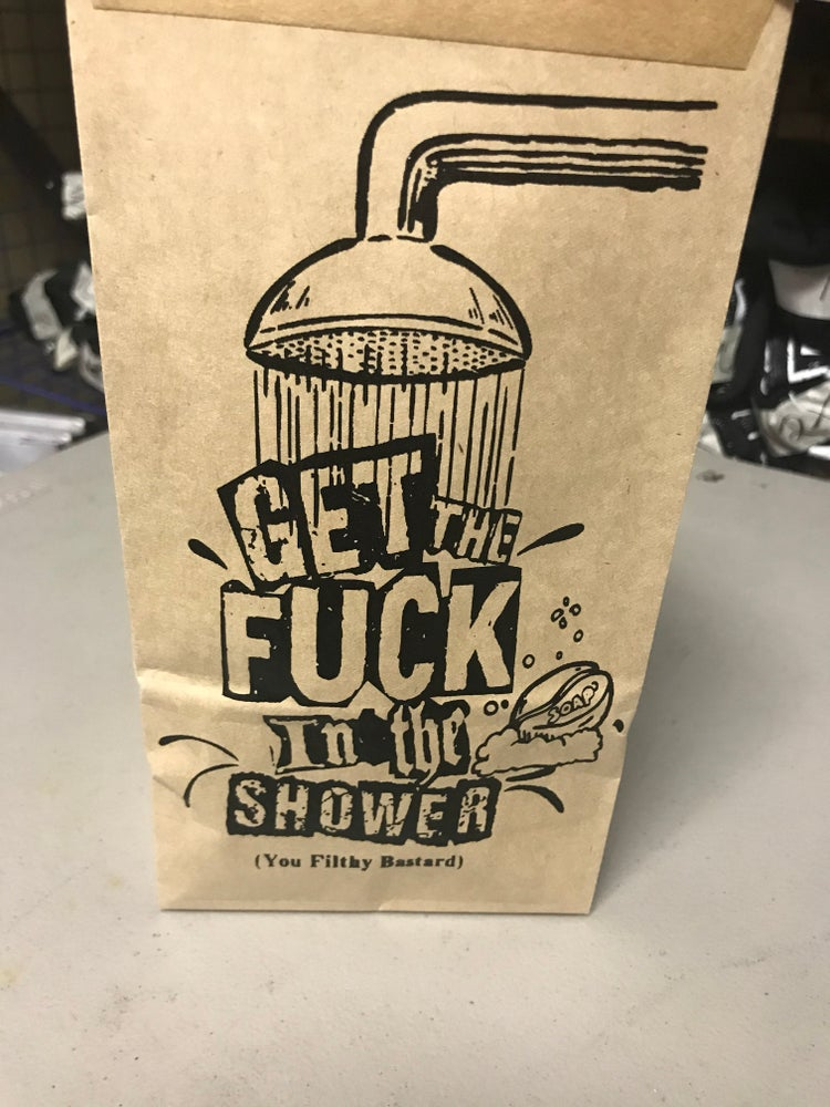 Image of Get The Fuck In the Shower (You Filthy Bastard!!) Pack