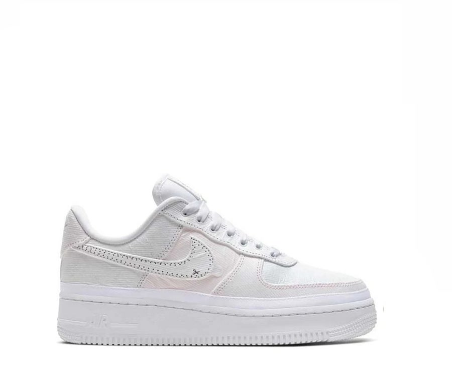 Image of NIKE AIR FORCE 1 LX TEAR AWAY SAIL  CJ1650-100
