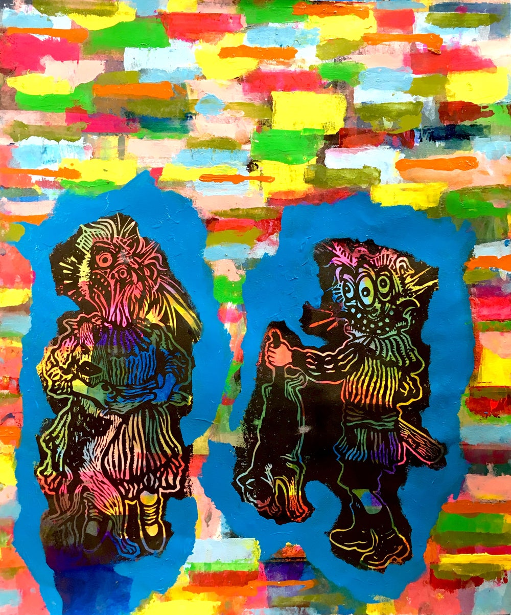 "Image of HAZE XXL/MARX (collaborative series) 7 of 9 ""Animal Transfer"""