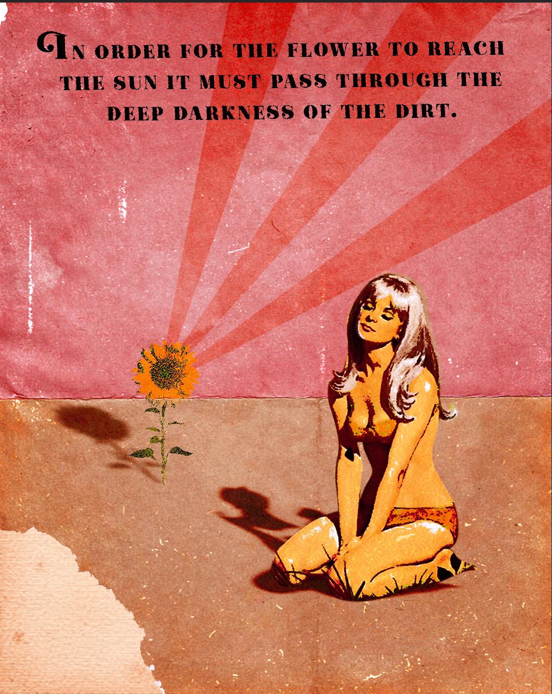 Image of Reach The Sun Art Print