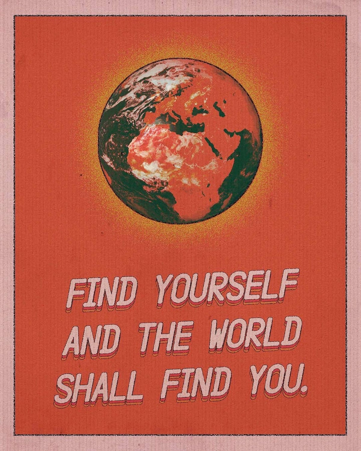 Image of Find Yourself Art Print