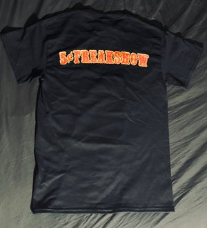Image of 5¢ Freakshow Logo Shirt