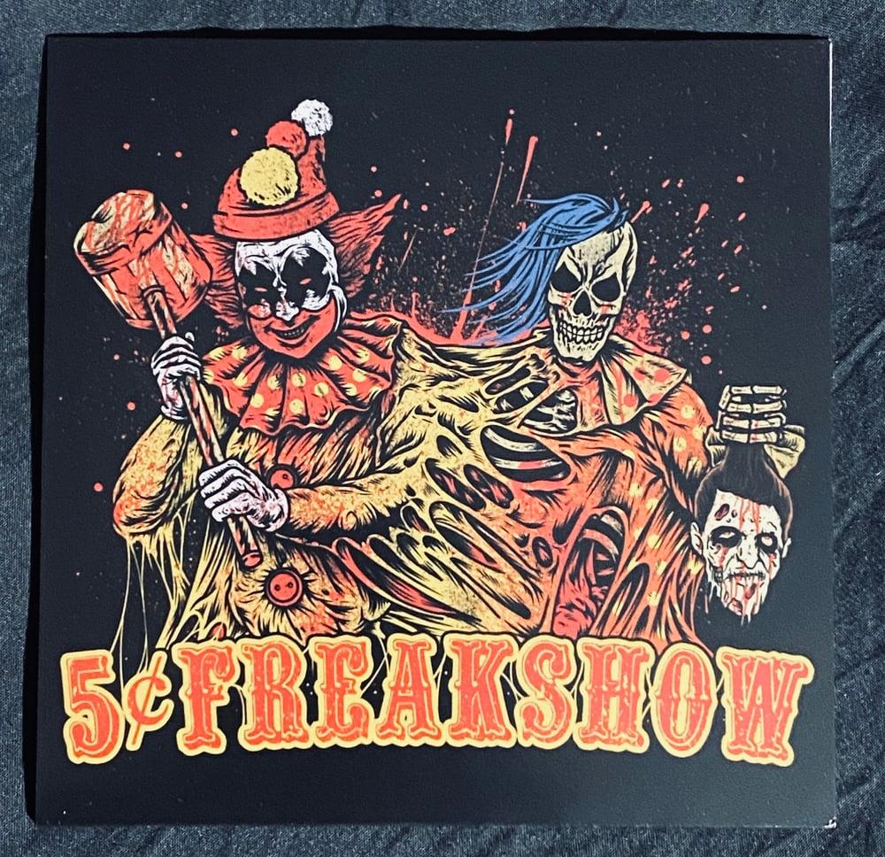 Image of 5¢ Freakshow Album