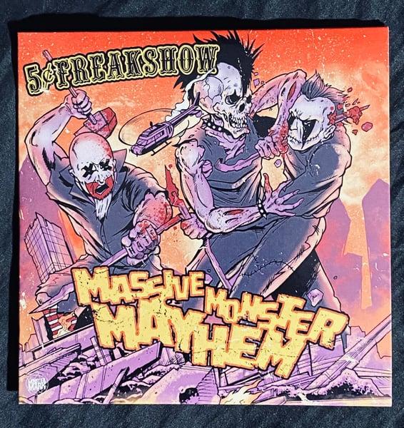 Image of Massive Monster Mayhem Album