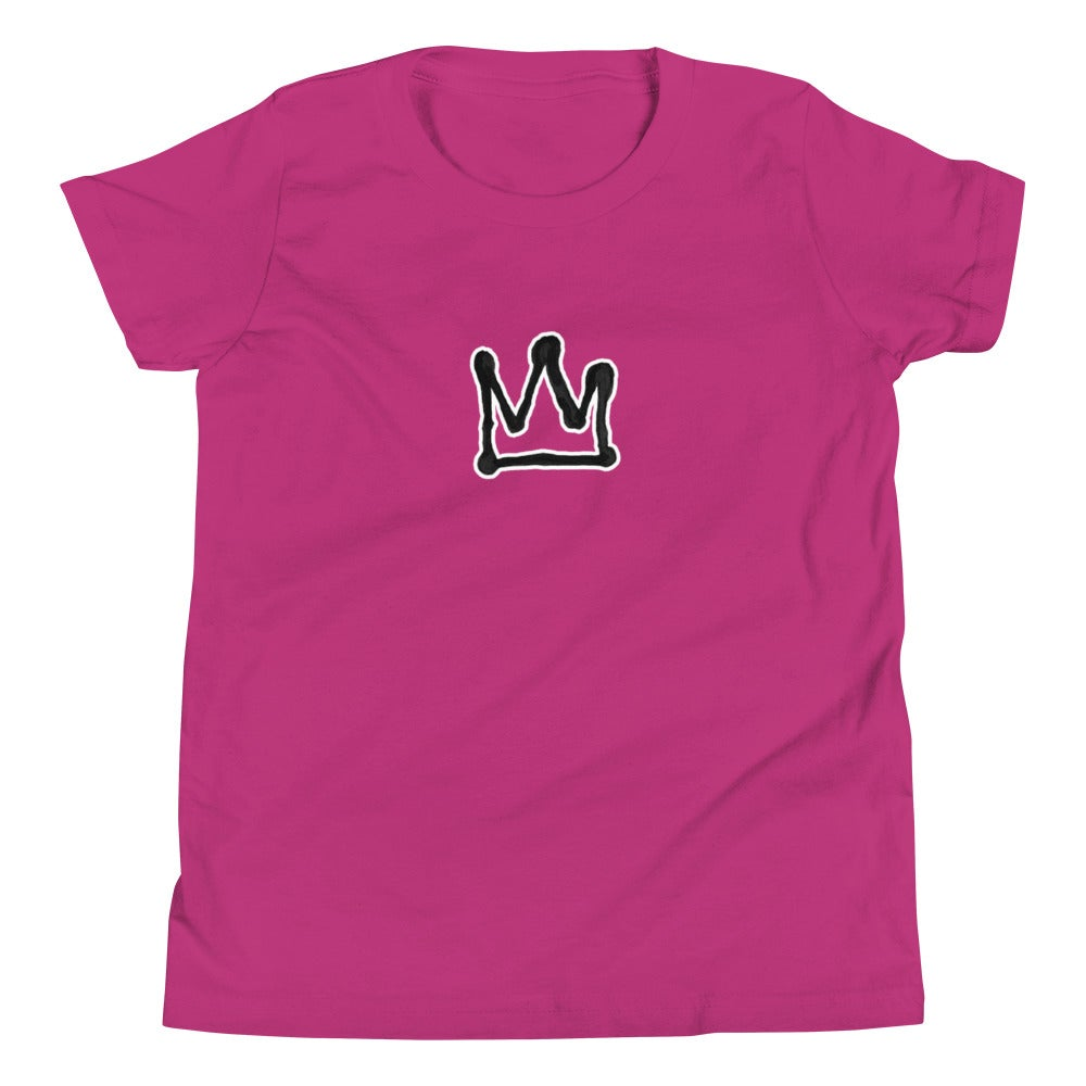IM THE KING YOUTH T-SHIRT