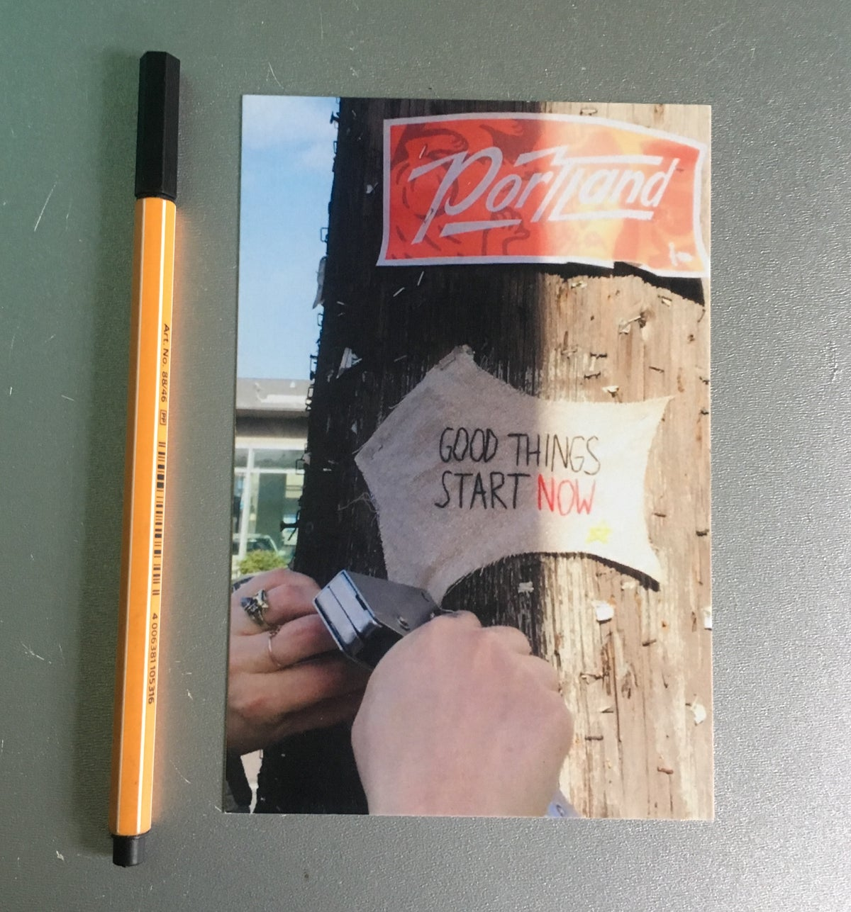 Image of Street Art Project postcards (Group 1)