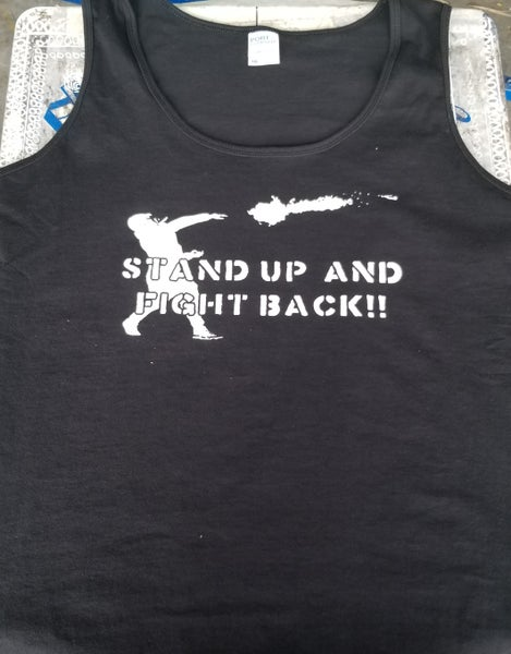 Image of Cocktail tank top