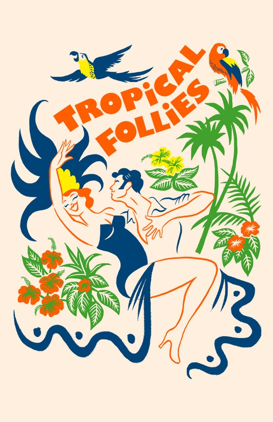 Image of Tropical Follies Poster