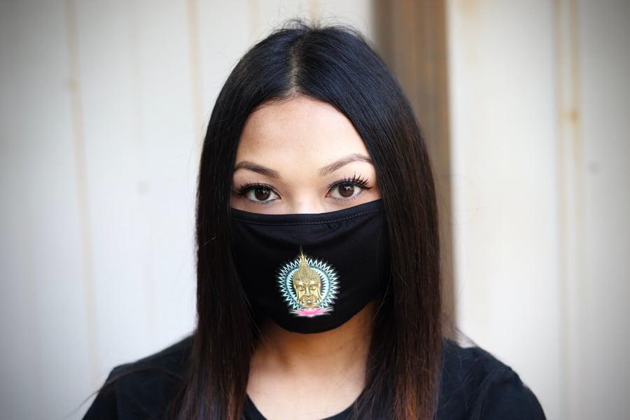 Image of RepCambodia 3D Buddha Mask