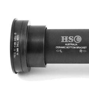 Image of Ceramic PressFit92 (PF92/41) MTB Bottom Bracket for Shimano