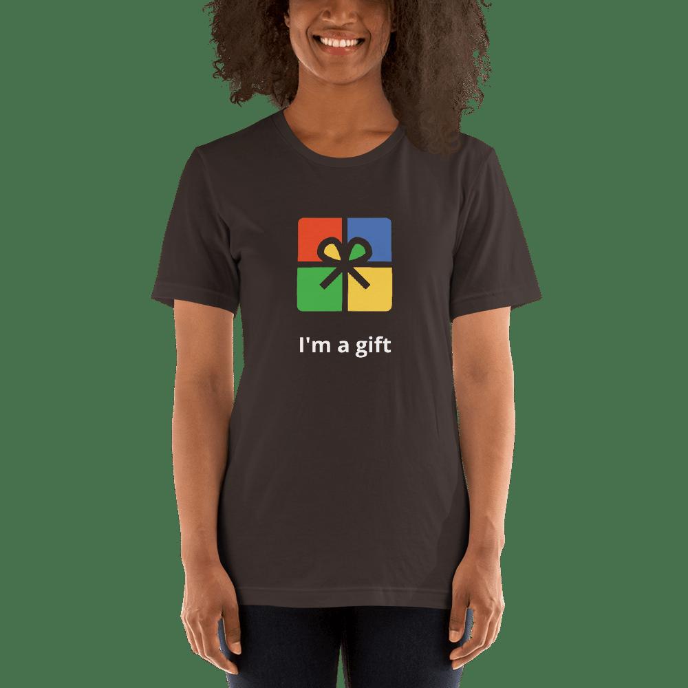 Image of I'm a Gift Unisex T-Shirt