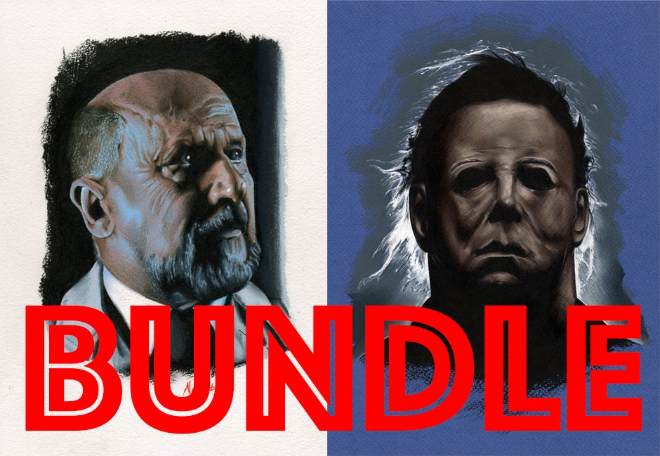 Original Drawings - Myers + Loomis Bundle