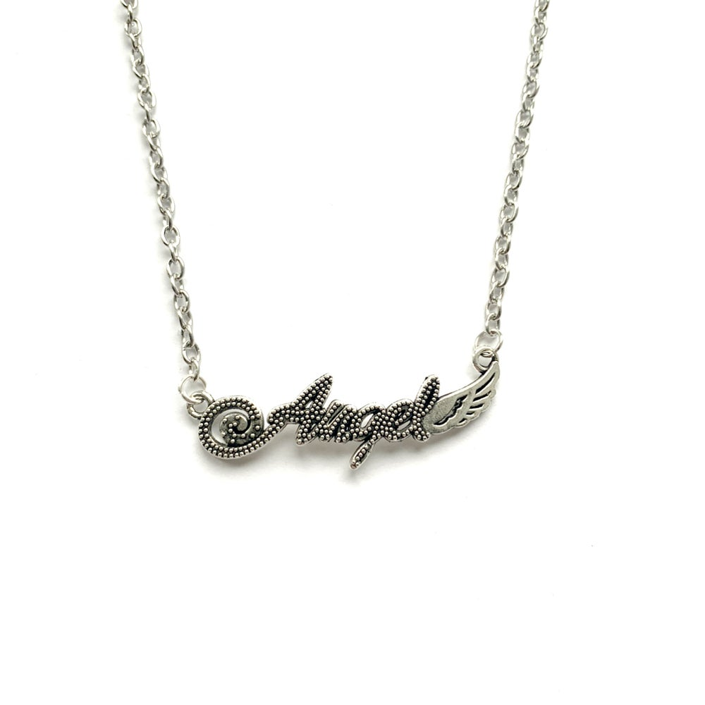 Image of Angel necklace