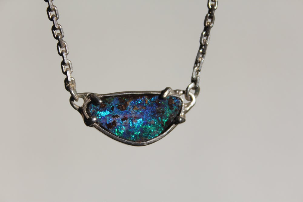 Image of Constellation Opal Necklace
