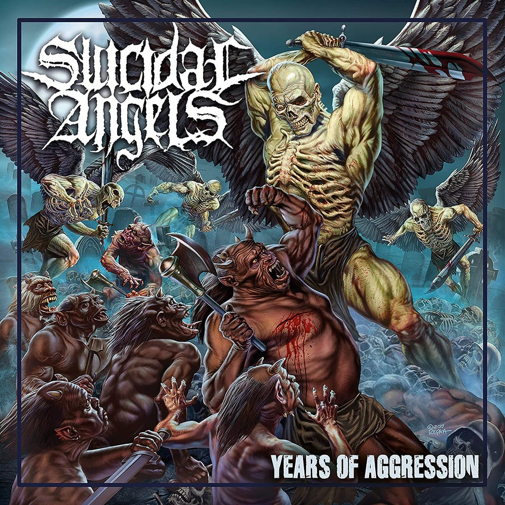 Years Of Aggression Solos Tabs