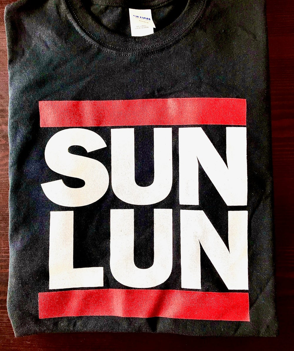 Sun'Lun T-Shirt (Black)