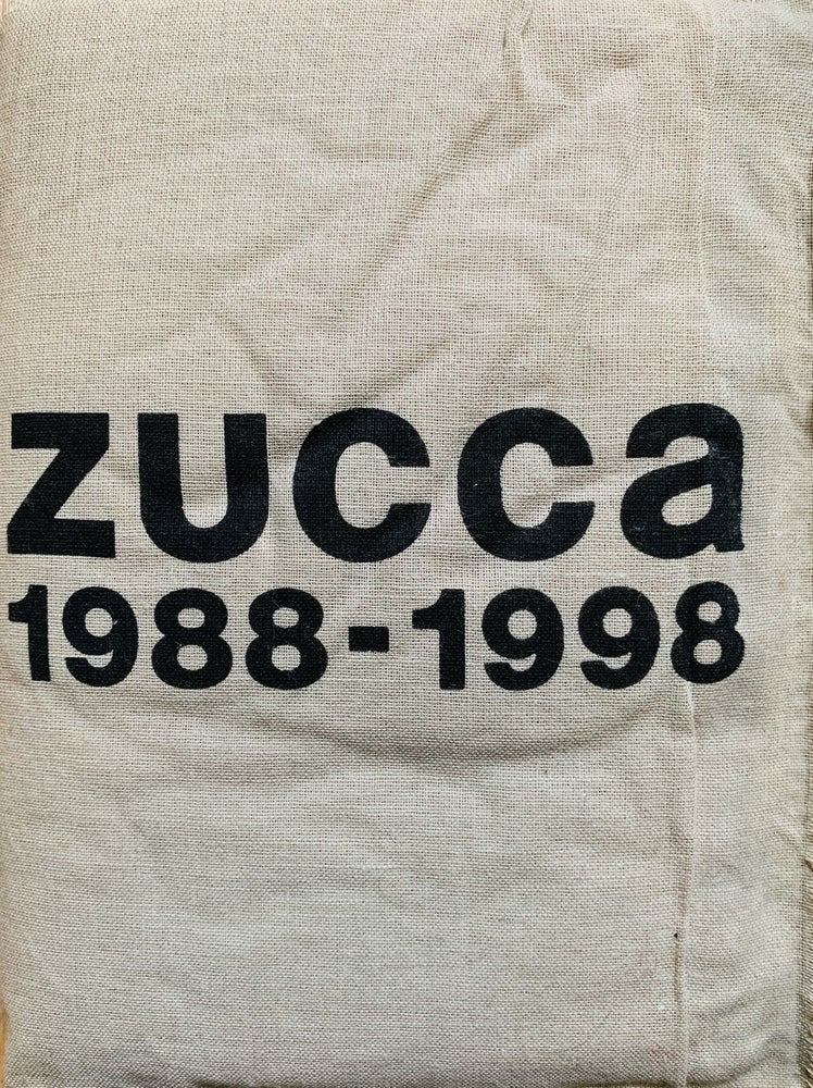 Image of (Zucca)(ズッカ)(Zucca 1988-1998)