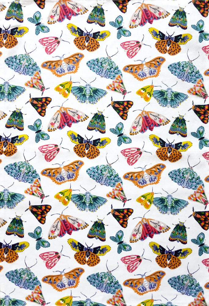 Image of Butterfly Tea Towel