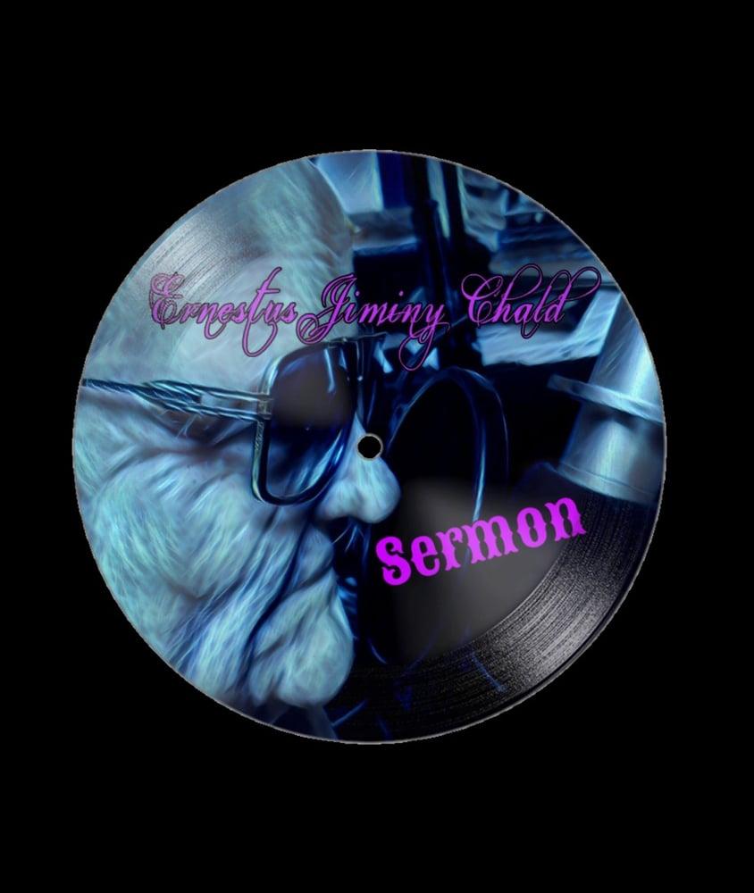 "Image of ""Sermon"" Vinyl Record (Limited Edition)"