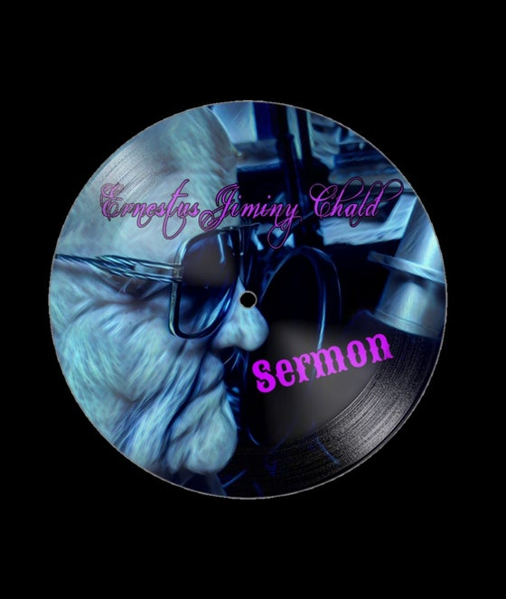 "Image of ""Sermon"" Vinyl Record (Limited Edition)"