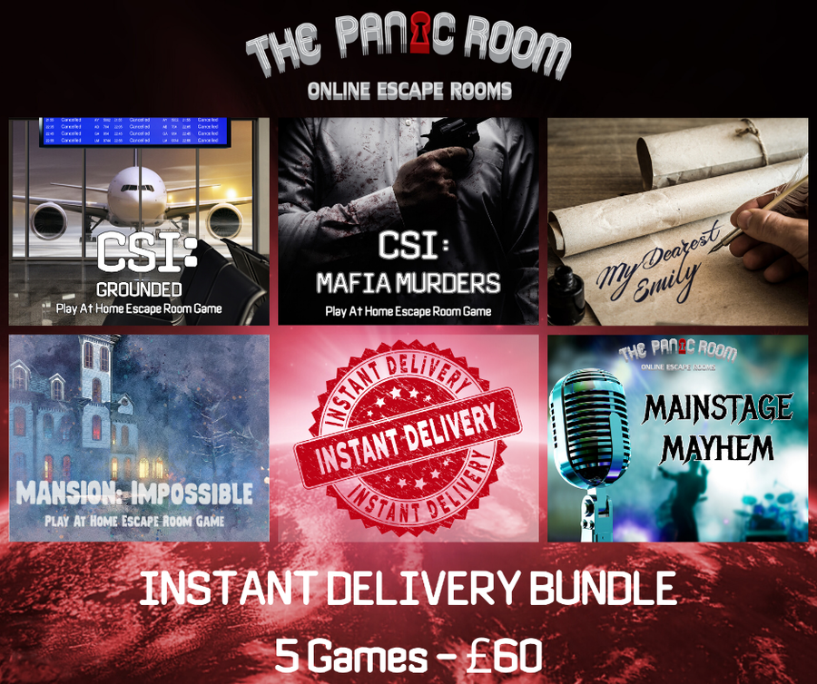 Image of INSTANT DELIVERY BUNDLE #1