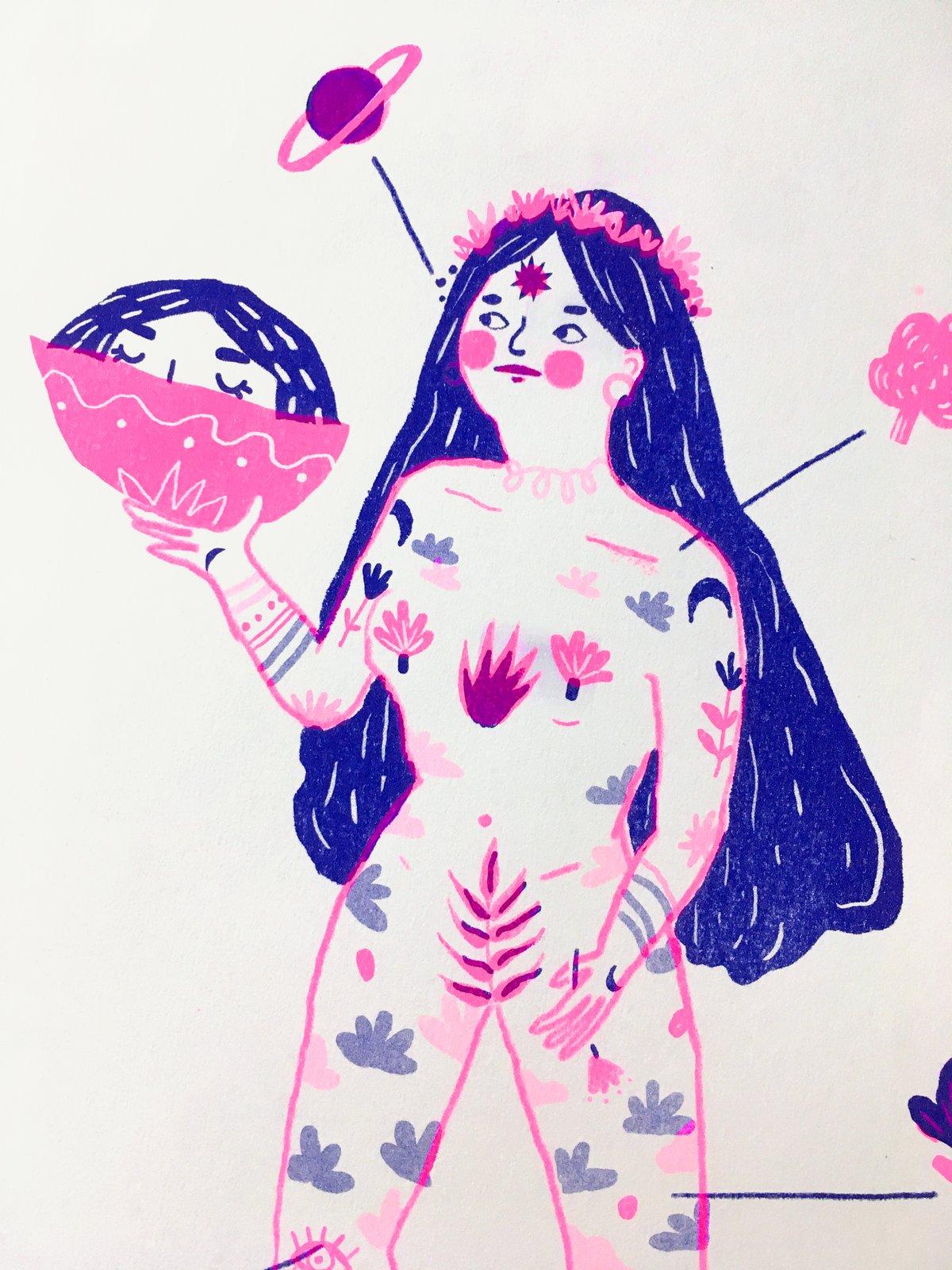 Image of Femme - Victoria Dorche