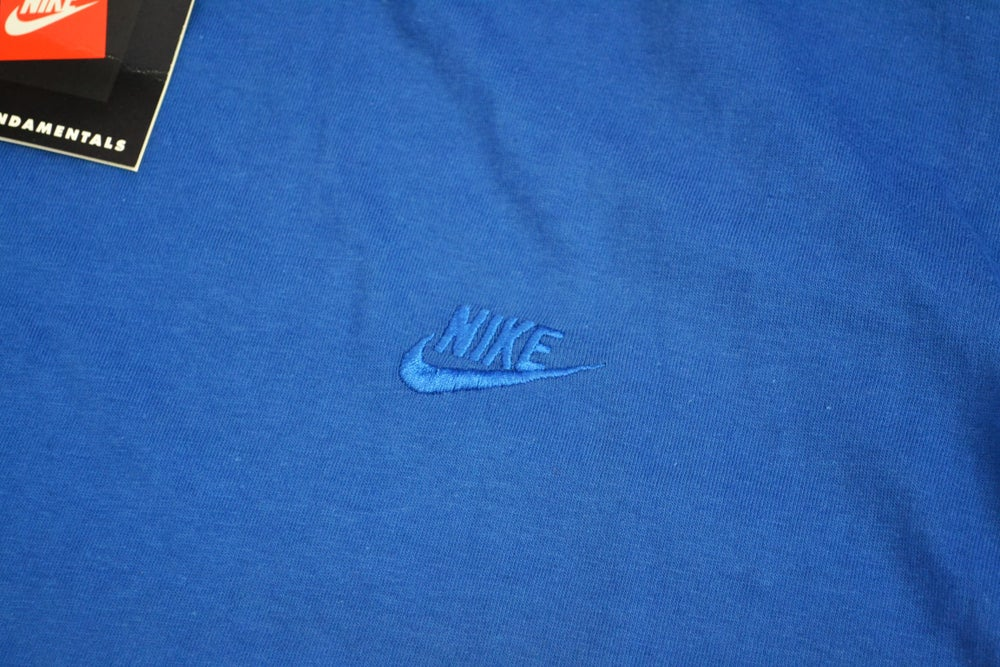 Image of Vintage 1992 Nike Air Royal Swoosh Sport Fundamentals T-Shirt Sz.M