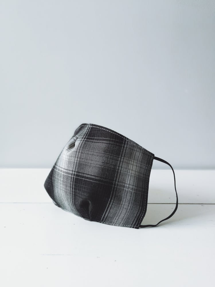 Image of Face Covering (Plaid)