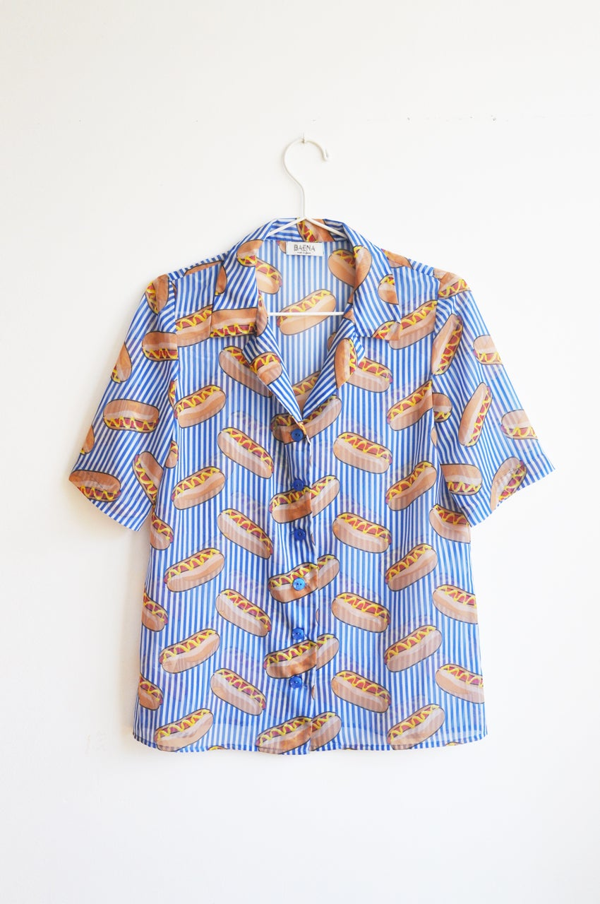 Image of HOTDOG SHIRT