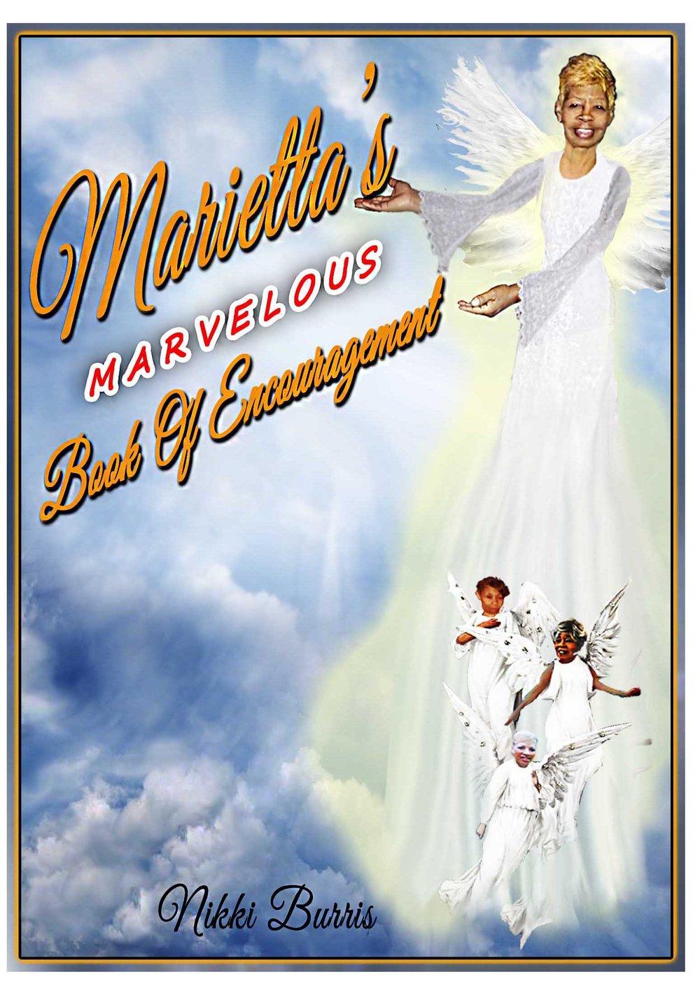 Image of Marietta's Marvelous Book of Encouragement