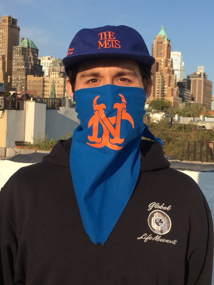 Image of The Mets Mask