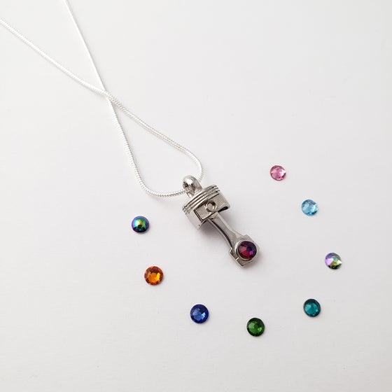 Image of Piston Necklace