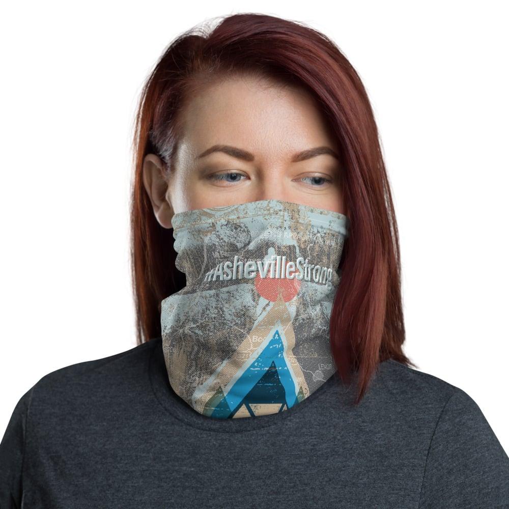 #AshevilleStrong Neck Gaiter /Face Mask