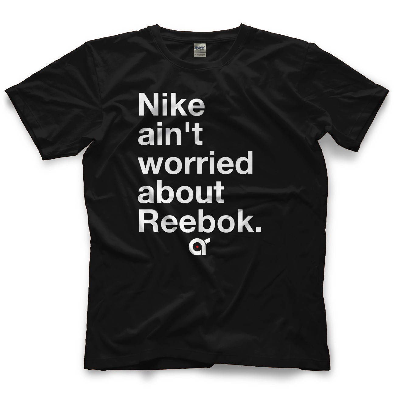Image of Nike Ain't Worried About Reebok