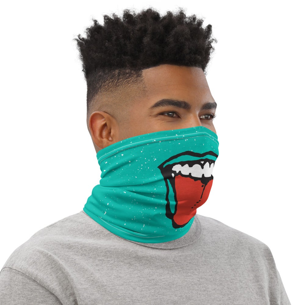 Let's Say Hello Neck Gaiter / Face Mask