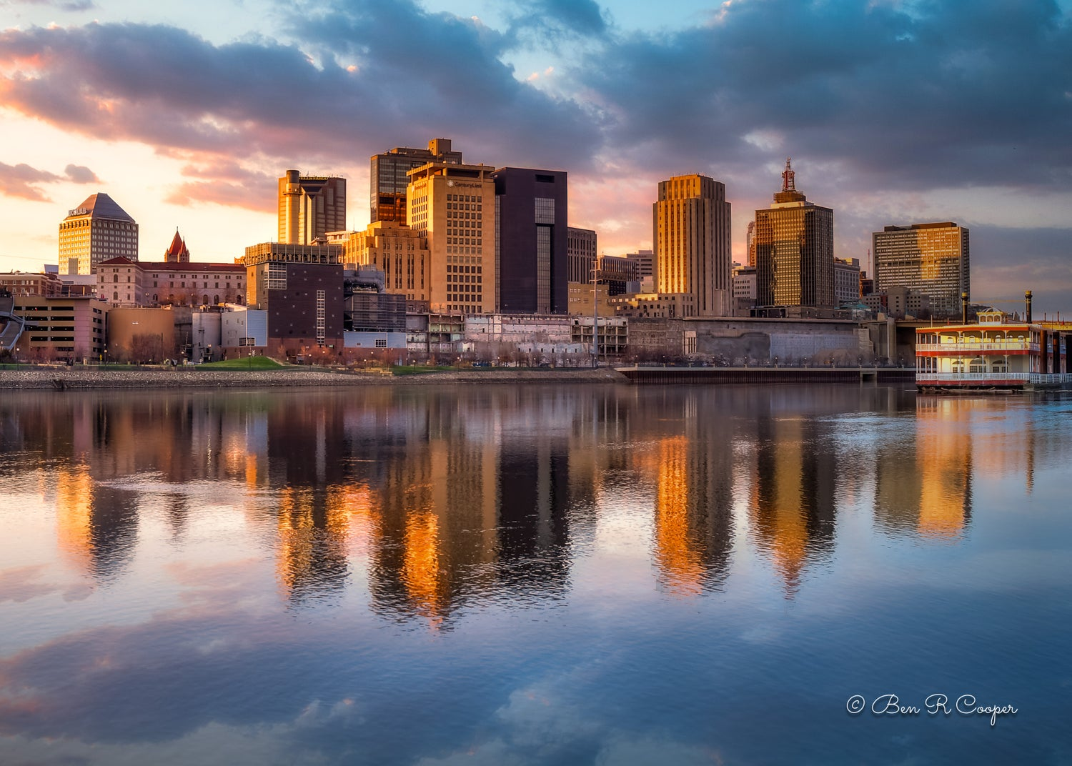 Saint Paul Reflections