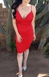 Berenice Dress (Red)