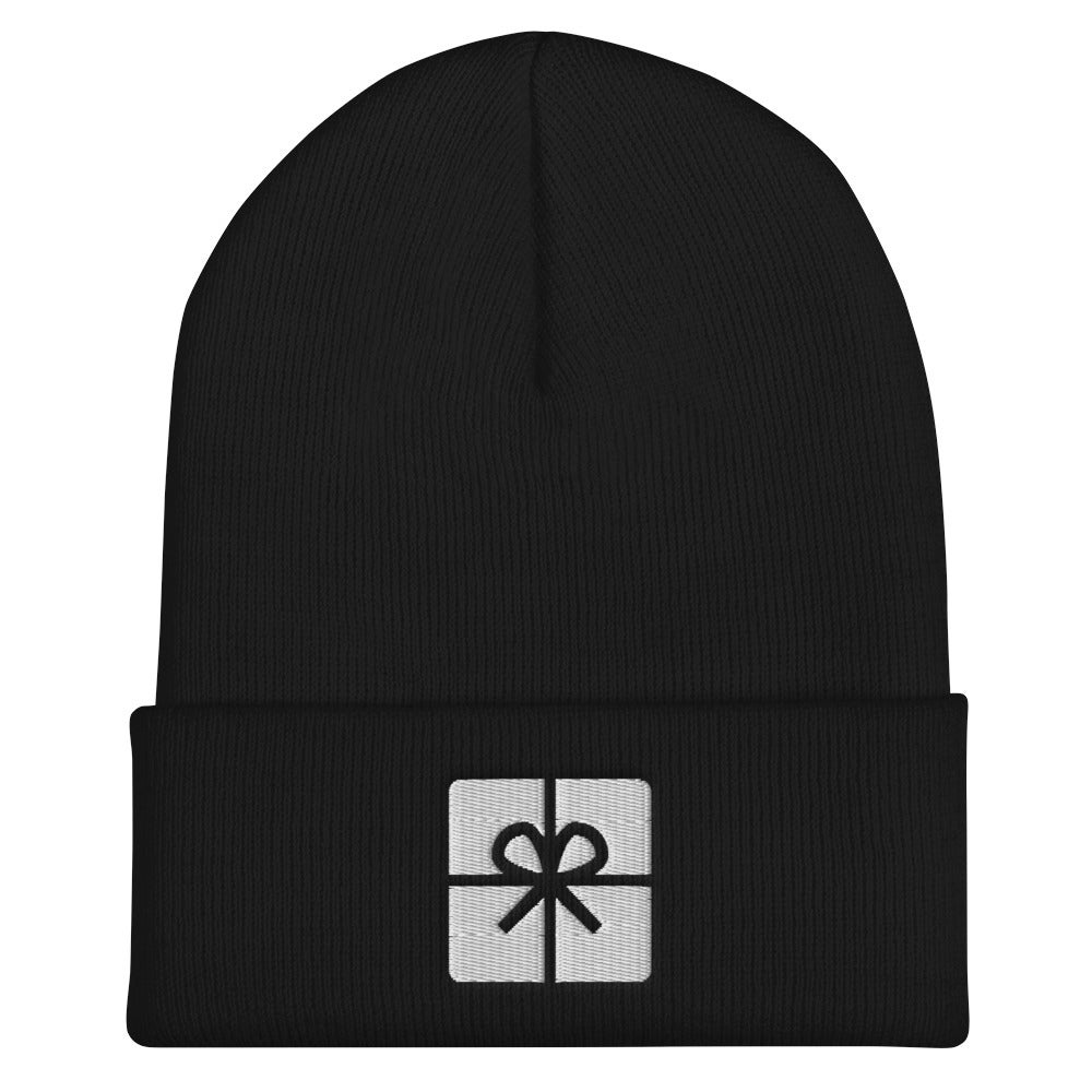 Image of Plain Gift Box Beanie