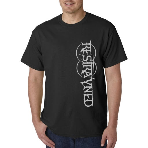 Image of Going Down Restrayned Logo T-Shirt