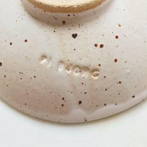 Image of Cat - medium bowl