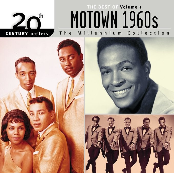 Image of The Best of Motown - The 60s, Volume 1 - 20th Century Masters