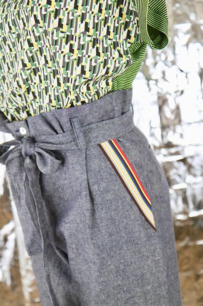 Image of Pantalon Sam gris